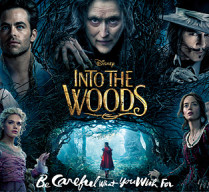 WIN! INTO THE WOODS DVD & WATCH CLIP