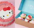 LOLA's CUPCAKES & HELLO KITTY RANGE