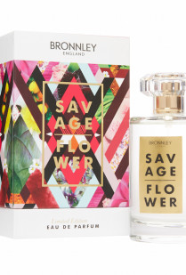 BEHIND THE FRAGRANCE: SAVAGE FLOWER BY BRONNLEY