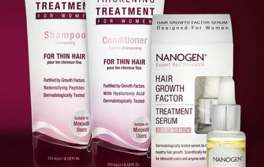 BEAUTY SPOTLIGHT: NANOGEN THICKENING RANGE
