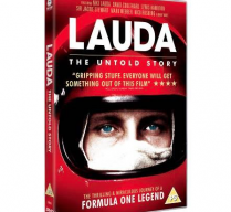 WIN: LAUDA The Untold Story DVD & Cap
