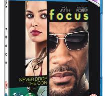 WIN! 'FOCUS' on Blu-Ray