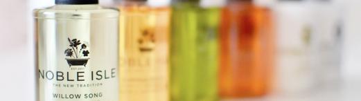 NOBLE ISLE: Shower & Bath Gels