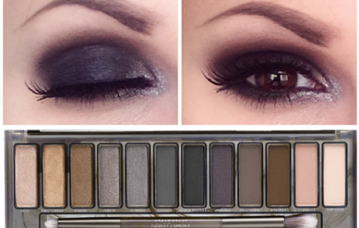 URBAN DECAY: NAKED Smoky Palette