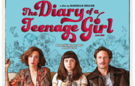 NEW TRAILER: Diary of a Teenage Girl