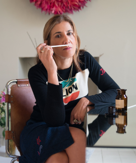 AZZI GLASSER: The Perfumer's Story at Harvey Nichols