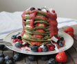 HEALTHY PANCAKES FOR SHROVE TUESDAY