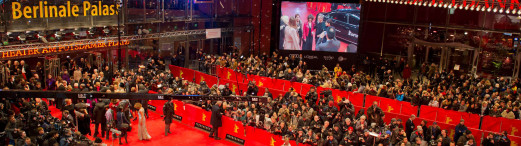 BERLIN FILM FESTIVAL IS HERE