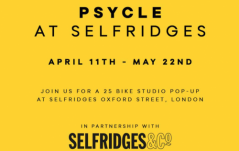 PSYCLE COMES TO SELFRIDGES