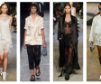 SPRING FASHION'S TOP TRENDS