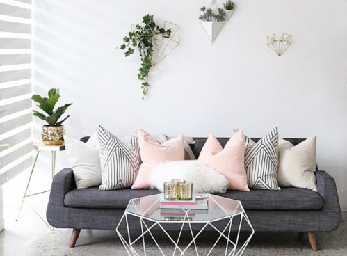 HOME INTERIORS: SPRING EDIT
