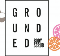 WIN A GROUNDED BODY SCRUB HAMPER!