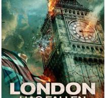 WIN! LONDON HAS FALLEN ON DVD