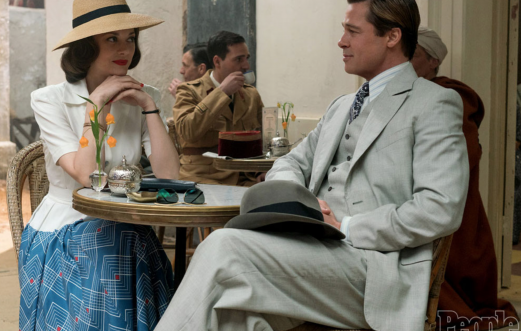 FIRST LOOK TRAILER: ALLIED