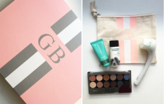 WHAT'S INSIDE THE AUGUST GLOSSYBOX?