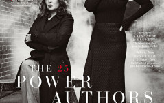 EMILY BLUNT & PAULA HAWKINS COVER THE HOLLYWOOD REPORTER