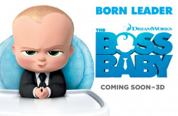 NEW TRAILER: THE BOSS BABY