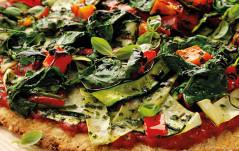 WHOLE GRAIN HACKS + FLATBREAD PIZZA