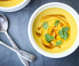 TURMERIC & CAULIFLOWER WINTER SOUP RECIPE