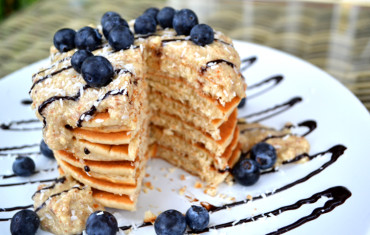 HEALTHY RECIPES FOR PANCAKE DAY