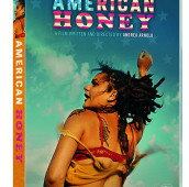 WIN! AMERICAN HONEY ON DVD!