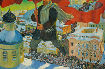 REVOLUTION – RUSSIAN ART AT THE ROYAL ACADEMY