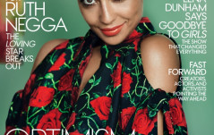 VOGUE COVER FOR RUTH NEGGA