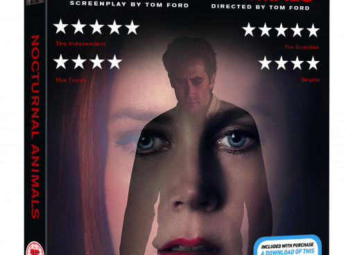 WIN! NOCTURNAL ANIMALS ON DVD!