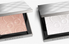 BURBERRY'S NEW HIGHLIGHTERS