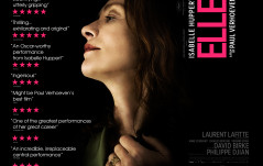 WIN! A SIGNED ELLE POSTER!