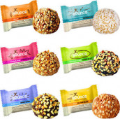 NEW BOUNCE PROTEIN ENERGY BALL FLAVORS