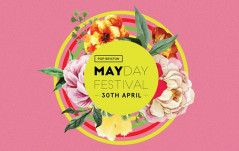 THE POP BRIXTON MAYDAY FESTIVAL