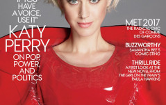 MAY U.S. VOGUE: KATY PERRY