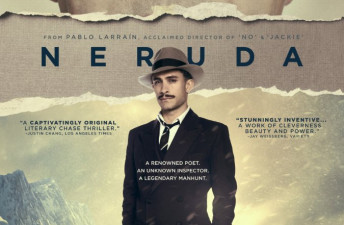 OUT ON DVD: NERUDA