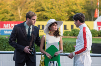 THE MAN FROM U.N.C.L.E. SEQUEL CONFIRMED