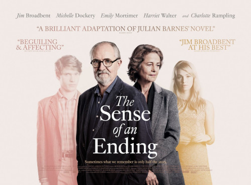 OUT NOW: THE SENSE OF AN ENDING