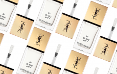 YSL LA LAQUE COUTURE WHITE POLISH
