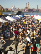 SMORGASBURG NYC FOOD MARKET IS BACK