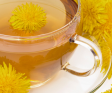 BENEFITS OF DRINKING DANDELION TEA