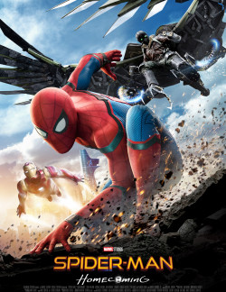 NEW TRAILER: SPIDER-MAN: HOMECOMING