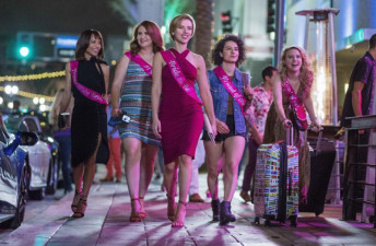 NEW TRAILER: ROUGH NIGHT