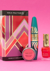 MAX FACTOR SUMMER COLLECTION GIFT BOX