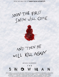 NEW TRAILER: THE SNOWMAN