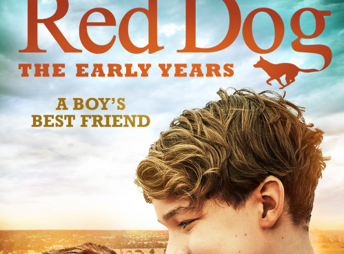 WIN! RED DOG: THE EARLY YEARS ON DVD