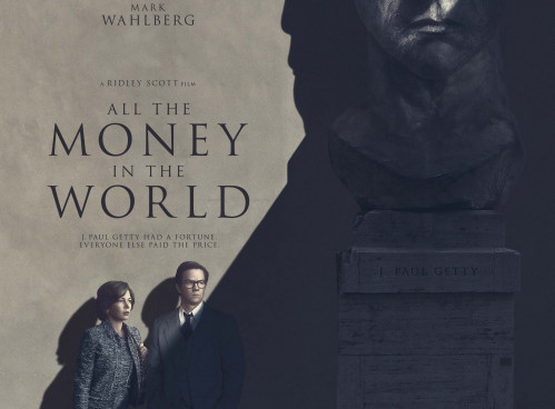NEW TRAILER: ALL THE MONEY IN THE WORLD