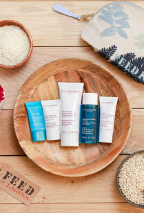 CLARINS: GIFT WITH PURPOSE