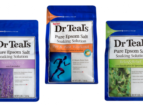 DR TEAL'S EPSOM SALTS RELAX & REVIVE
