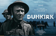 DUNKIRK: SCREENING ON THE BEACH