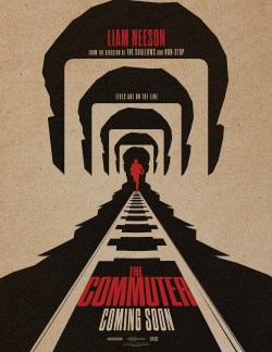 NEW TRAILER: THE COMMUTER