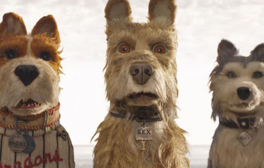 NEW TRAILER: THE ISLE OF DOGS